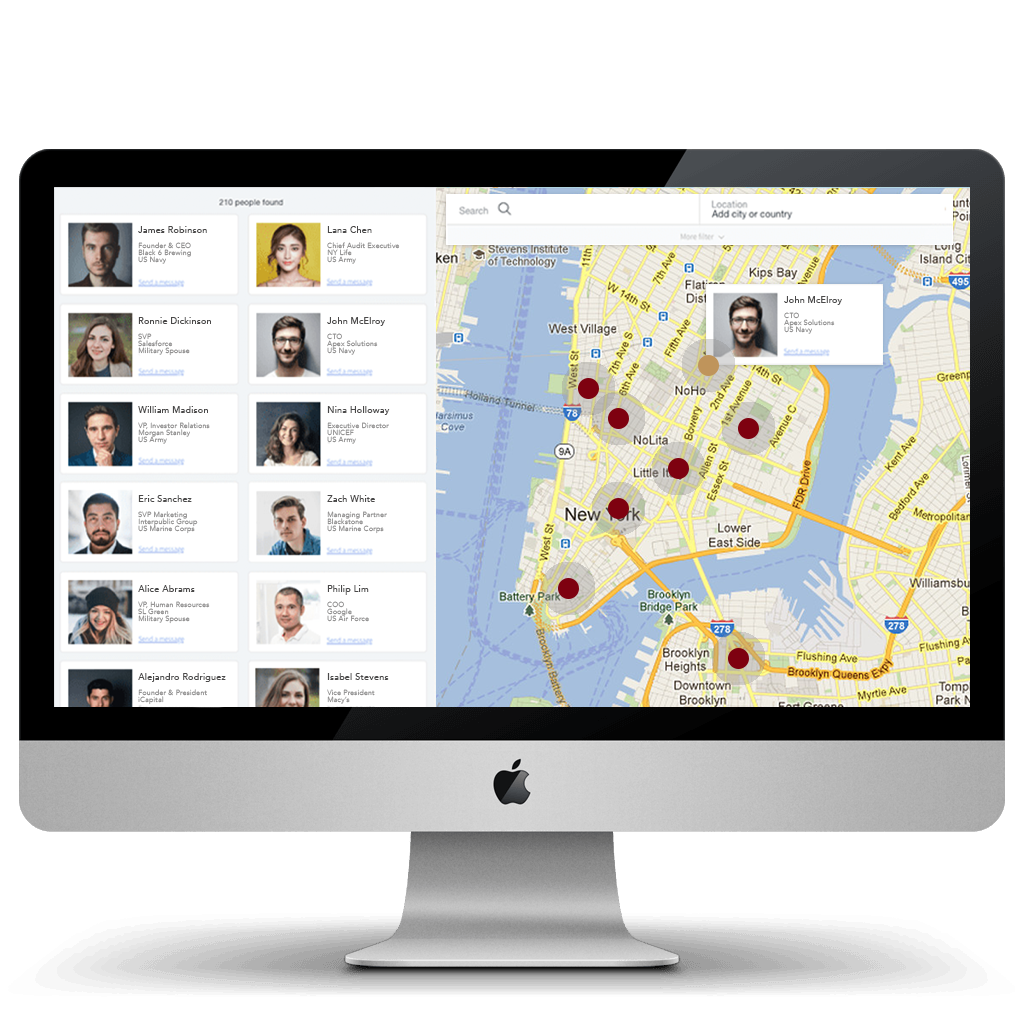Meritorious-Member-Portal-Directory-Geolocate-Exclusive-network-for military-veterans